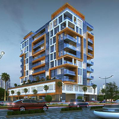 Residential-Building-Jumeirah Garden City-Consultant-Dubai-R03